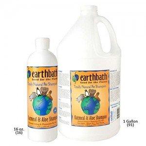 organic cat shampoo